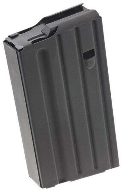 Ruger SR-762 Magazine 308 Win/7.62mm, Steel, Black, 20rd