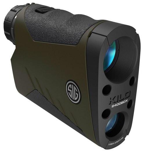 Sig Kilo2400BDX Laser Rangefinder Green