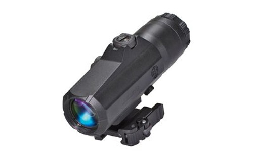 Sig Juliet6 Magnifier, 6X24mm, Powercam QR Mount With Spacers, Black