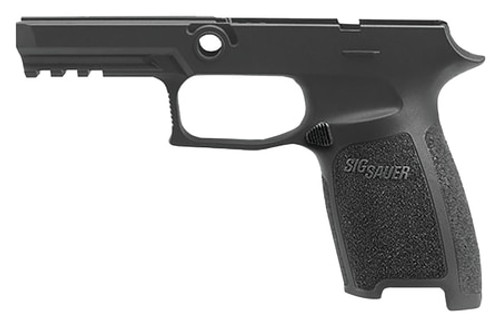 Sig Grip Module Assy P320 X-Series, 9/40/357, Carry, Medium, Black