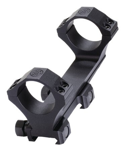 Sig Alpha2 Scope Mount, 30mm, 1.53, 20 Moa, 6061-T6, Black