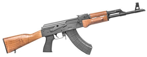 "Century Arms VSKA AK-47, 7.62x39mm, 16.5"", Wood Furniture, American Made, 30rd"