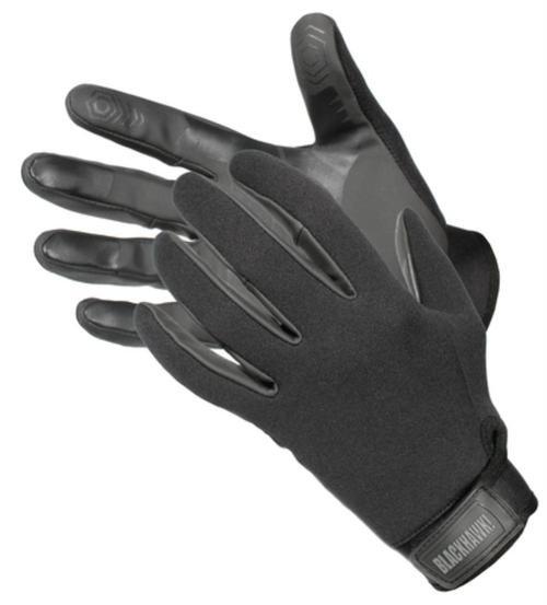 Blackhawk Neoprene Patrol Gloves Black Size Large