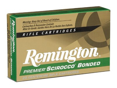 RemingtonPremier 270 Win Swift Scirocco Bonded 130gr, 20Box/10Case