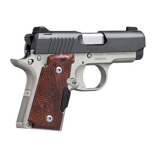 "Kimber Micro Crimson Carry .380 ACP With Night Sights, 2.75"", 7rd"