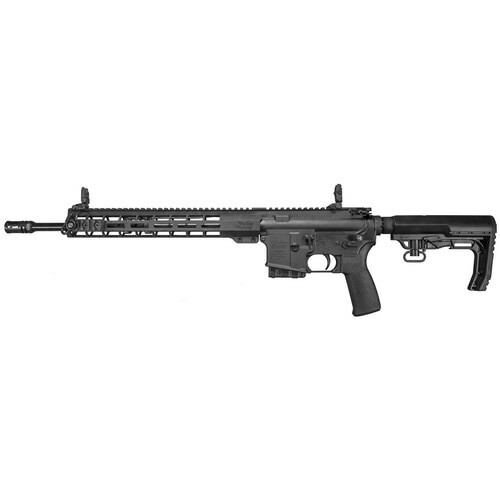 "Windham Superlight CA Legal AR-15 223/556 16"" Superlight Barrel, Minimalist Stock, Kriss Sights, California Compliant 10rd Mag"