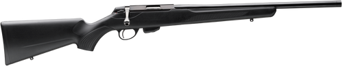 """Tikka T1x 22LR, 20"""" Cold Hammer Forged Barrel, 1/2x28 Threads, Black, Synthetic Stock, 10rd"""