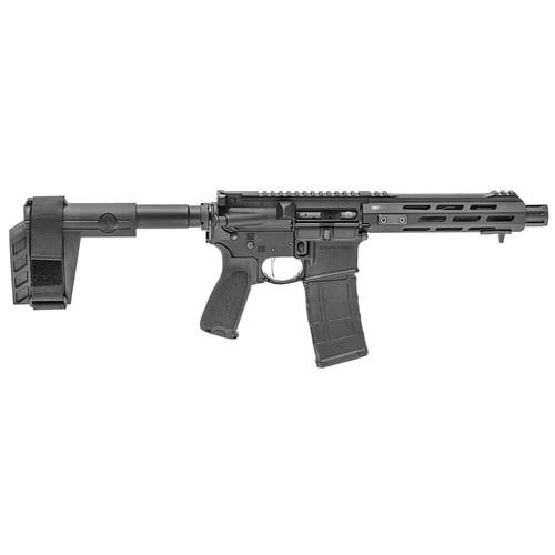 "Springfield SAINT Victor AR-15 Pistol 223/556, 7.5"" Barrel, M-LOK Handguard, SB Tactical Brace, 30Rd PMAG"