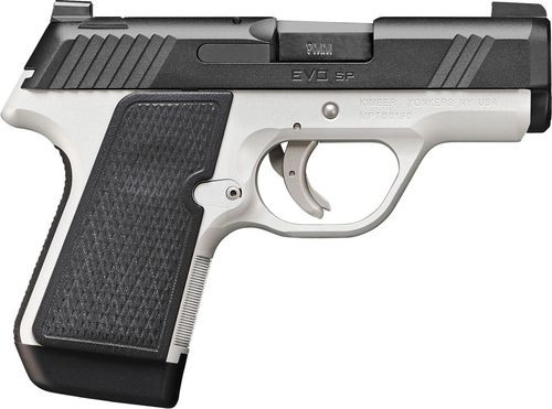 "Kimber EVO SP Two-Tone 9mm, 3"" Barrel, Tritium Night Sights, Striker Fired, 7rd Mag"