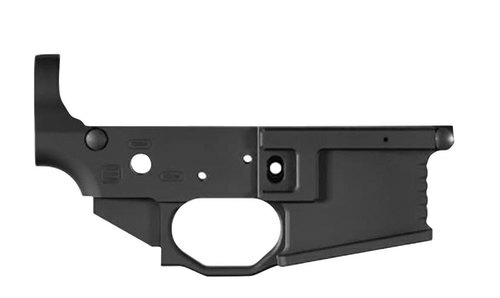 Black Rain BRO Milled Strtipped Lower Receiver AR-15 223/5.56mm Black Hardc