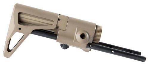 Maxim CQB Standard AR15 Rifle Stock Aluminum, Flat Dark Earth