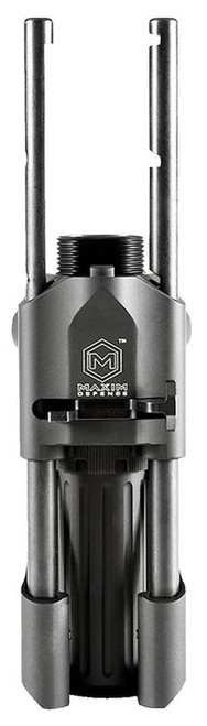 Maxim CQB AR Pistol Stock Aluminum Black Standard