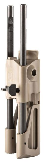 Maxim CQB AR Pistol Stock Aluminum Flat Dark Earth Standard
