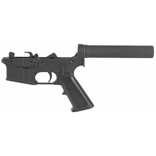 CMMG Banshee 100 MK9 Complete Lower, 9MM, Aluminum Frame, Black, Takes Colt Pattern Mags