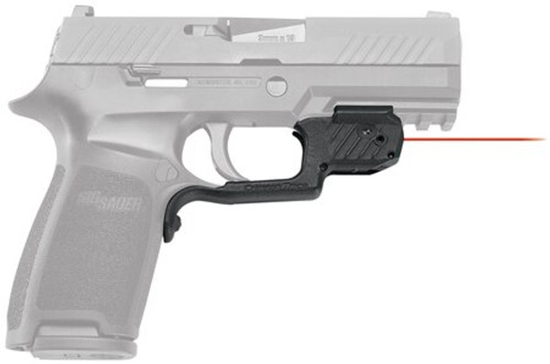 Crimson Trace Laserguard Sig P320 - Does NOT fit Sub Compact
