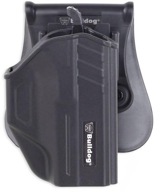 Bulldog Thumb Release Holster Sig P320 Polymer Black