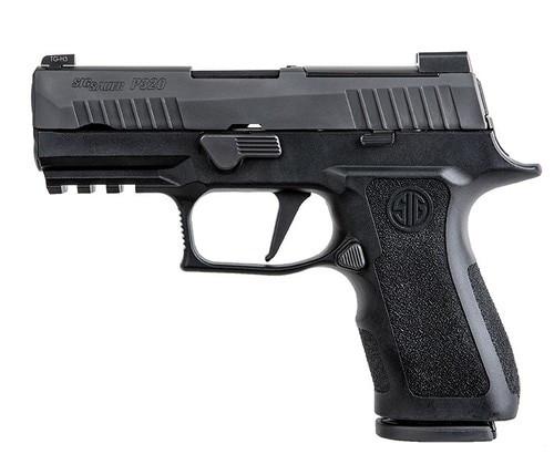 "*D*Sig P320 XCompact, 9mm, 3,6"" Barrel, 15rd, X-Ray Night Sights, Black"