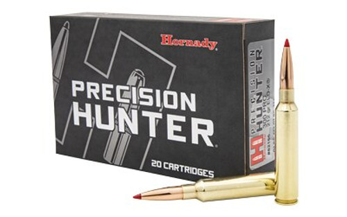 Hornady, Precision Hunter, 300PRC, 212gr, ELD-X, 20 Round Box