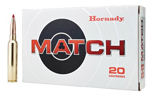 Hornady Match, 300PRC, 225gr, ELD Match, 20 Round Box