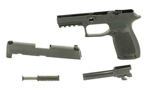 Caliber X-Change Kit For SIG P320C .40 S&W 3.9 Inch Barrel Black Nitron With Night Sights and 10 Round Magazine