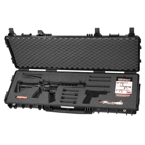 HK MR556-A1 Rifle Package, 5.56mm, 30rd mag,, Explorer Hard Case