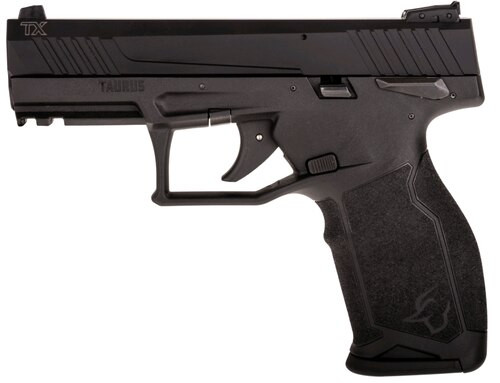 "Taurus TX22 22LR, 4"" Barrel, Black/Frame and Slide, 10rd Mag"