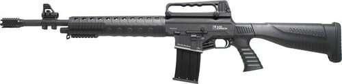"Iver Johnson Stryker AR-15 Shotgun 12GA. 3"" 20"" Barrel AR-STYLE 5-SHOT Black SYN"