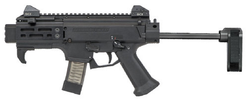 "CZ Scorpion EVO 3 S2 Micro Pistol AR Pistol 9mm 4.12"" Barrel 20rd"