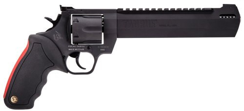 "Taurus Raging Hunter, .44 Mag, 8.375"", 6rd, Blued Carbon Barrel/Cylinder"