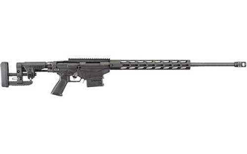 "Ruger Precision Rifle 6mm Creedmoor 24"" Threaded Barrel, Precision Stock, 15"" M-LOK Handguard, 10Rd Mag"