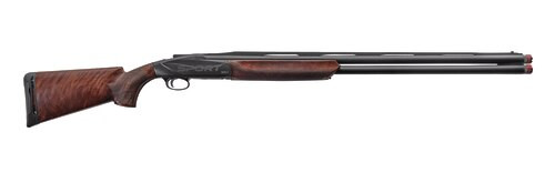 "Benelli 828U Sport 12 Ga, 30"" Barrel, 3"" Chamber, AA Satin Walnut Stock, Blued Receiver"