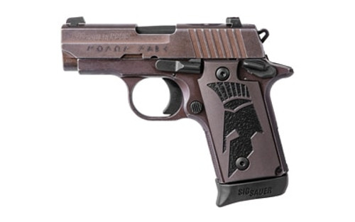 "Sig P238 Spartan 2, .380 ACP, 2.7"", 7rd, Distressed Coyote Finish"