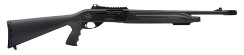 "Rock Island Tactical Shotgun 12 Ga 18.5"" 3"" Black Synthetic St"