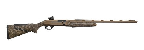 "Benelli Performance Shop M2 Turkey 20 Ga, 24"" Barrel, 3"" Chamber, Bottomland Midnight Bronze Cerakote, 3rd"