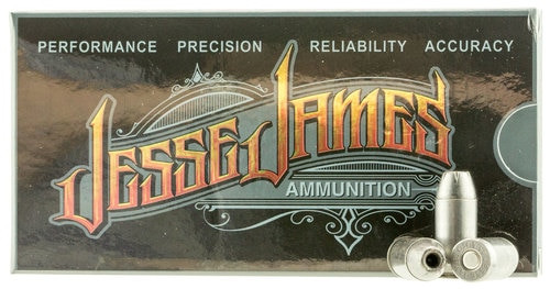 Jesse James 45 ACP 230gr Hollow Point 50rd Box