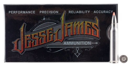 Jesse James 223 Remington/5.56 NATO 60gr V-Max 50 Bx/ 20