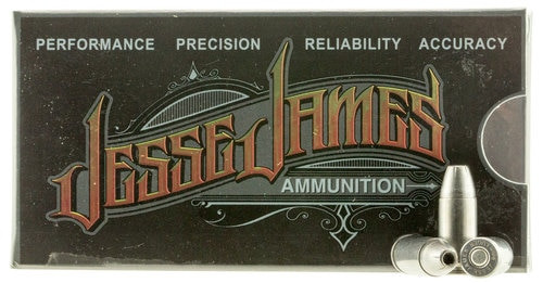 Jesse James 9mm 124gr Hollow Point 20 Box