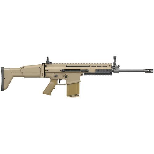 "FN SCAR 17S 308 Win/7.62mm US Made, 16"" Barrel, Flat Dark Earth, Side Folder, 20rd Mag"