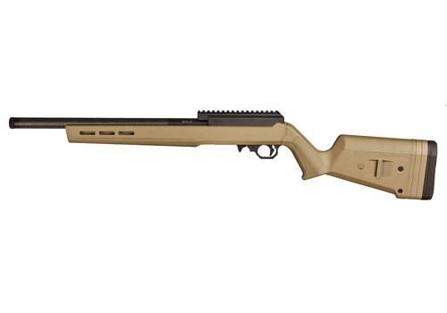 Volquartsen Summit Rifle, .22 LR, Magpul Flat Dark Earth Stock, Lightweight Barrel