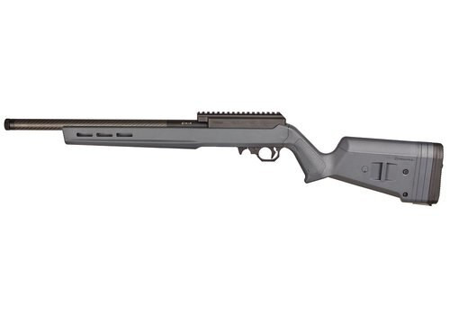 Volquartsen Summit Rifle, .22 LR, Magpul Gray Stock, Lightweight Barrel