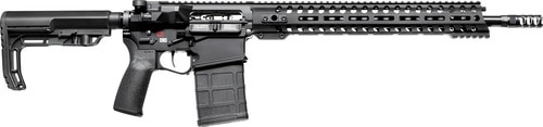 "POF Revolution DI, .308 Win, 16.5"" Barrel, 20rd, Direct Gas Impingement, 14.5"" M-LOK Rail, Black"