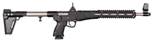 Keltec Sub 2000, 9mm, Glock 19 Mag (10rd), Nickel Boron Finish