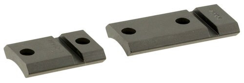 Leupold 2-Piece Base For Weaver-Style Bases Quick Release Style Black Weatherby Mkv