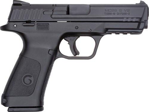 "EAA MC28 SA, Semi-automatic, 9mm, 4.25"" Barrel, Black, 15Rd"