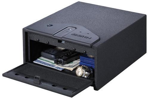 Stack-On Biometric Quick Access Safe Gun Safe Black