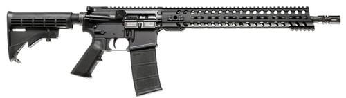 "POF The Constable AR-15, .300 AAC Blackout, 16.5"", 30rd, Direct Gas Impingement, M-LOK Rail, Black"