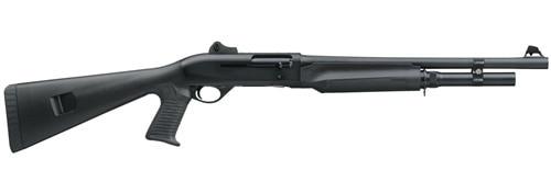 """Benelli M2 12 Ga Shotgun, Pistol Grip, 18.5"""" Law Enforcement Only"""