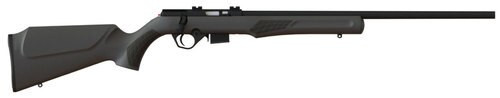 "Rossi RB17, Bolt Action Rifle, 17HMR, 21"" Barrel, Black, Synthetic Stock, 5Rd"