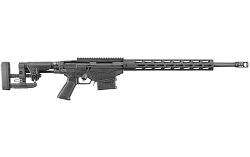 "Ruger Precision 308 20"" Barrel M-LOK Handguard Folding Adjustable Stock 10rd Mag"