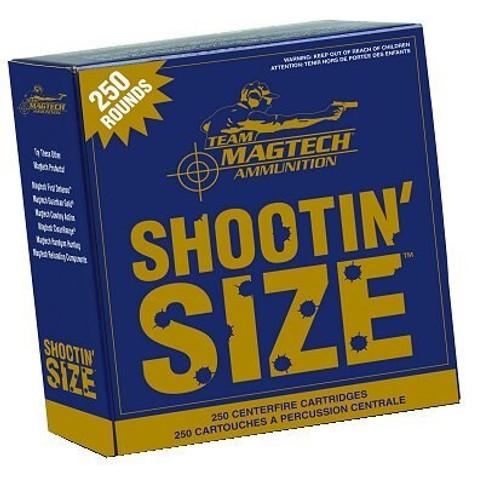 Magtech 357Mag 158gr, SJSP 250rd Box